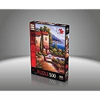 Ks Games- Spring In Florence Jin Park 500 Parça Puzzle