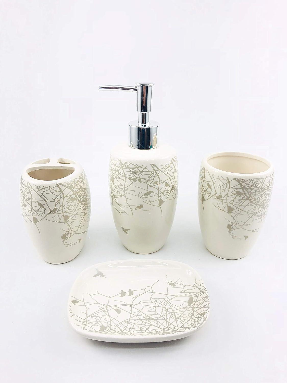 Go Hooked Designer Bathroom Sets (VM9-B)