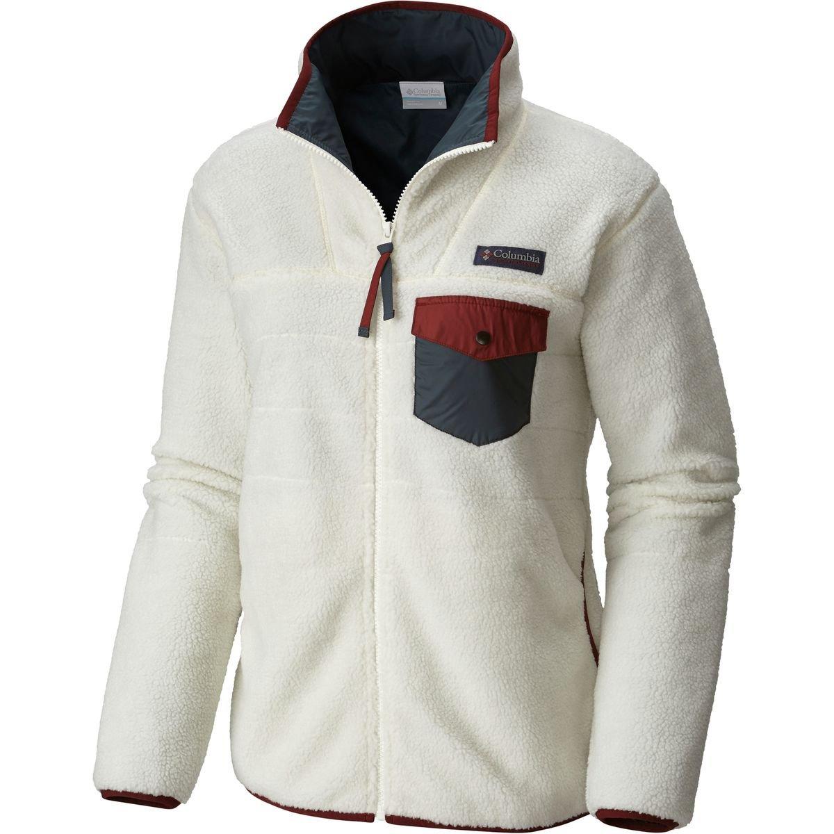 (コロンビア) Columbia PNW Mount Tabor Fleece Jacket - Women'sレディース バックパック リュック Chalk [並行輸入品] S  B077MWXN1M