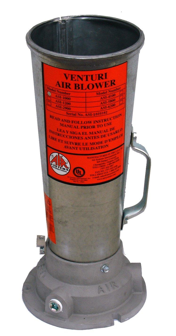 Air Systems ASI-1000 Venturi Style Pneumatic Air