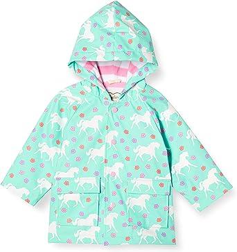 Hatley baby-girls Printed Raincoats