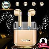Auriculares Bluetooth Inalámbricos, Manos Libres y Cancelación de Ruido,In Ear Auriculares con Micrófono