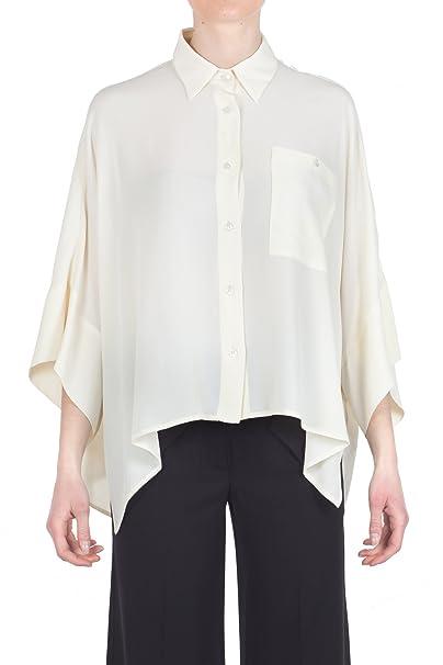 Katia Abbigliamento Camicia Panna G 290533 Amazon 42 it OAZrOw4q