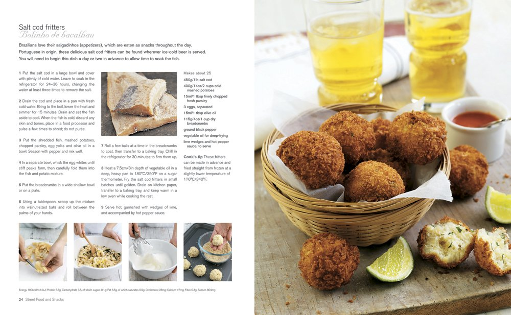 The food and cooking of brazil traditions ingredients tastes the food and cooking of brazil traditions ingredients tastes techniques 65 classic recipes fernando farah 9781903141939 amazon books forumfinder Images