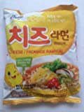 Paldo Cheese Ramyun Noodle 3.92 Oz (Pack of 2)