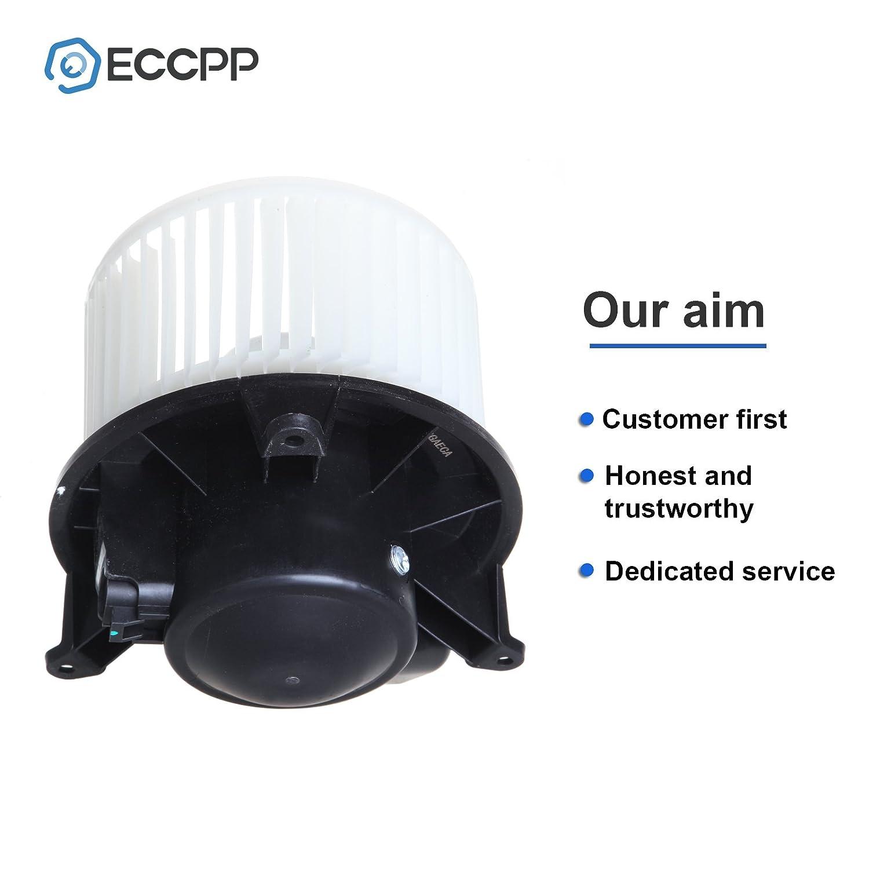 Hvac Plastic Heater Blower Motor W Fan Cage Eccpp For 2008 Nissan Armada Actuator 2004 Pathfinder 2010 Infiniti Qx56 Titan 2005 2015