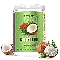 Virgin Coconut Oil Capsules 4000mg/Serving (360 Softgels) by Natrogix-Highest Potency...