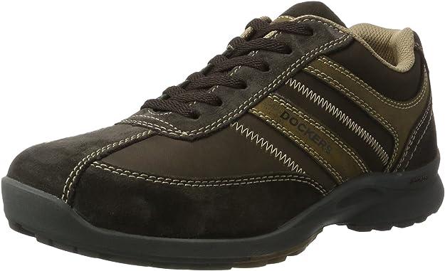 TALLA 40 EU. Dockers by Gerli 37LK908-204364, Zapatos de Cordones Hombre