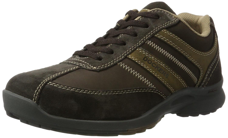 TALLA 43 EU. Dockers by Gerli 37LK908-204364, Zapatos de Cordones Hombre