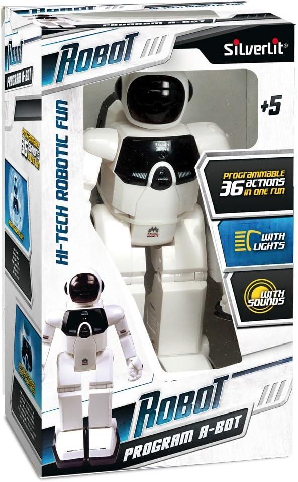 Programa tu robot