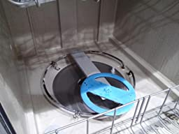 glisten washing machine cleaner