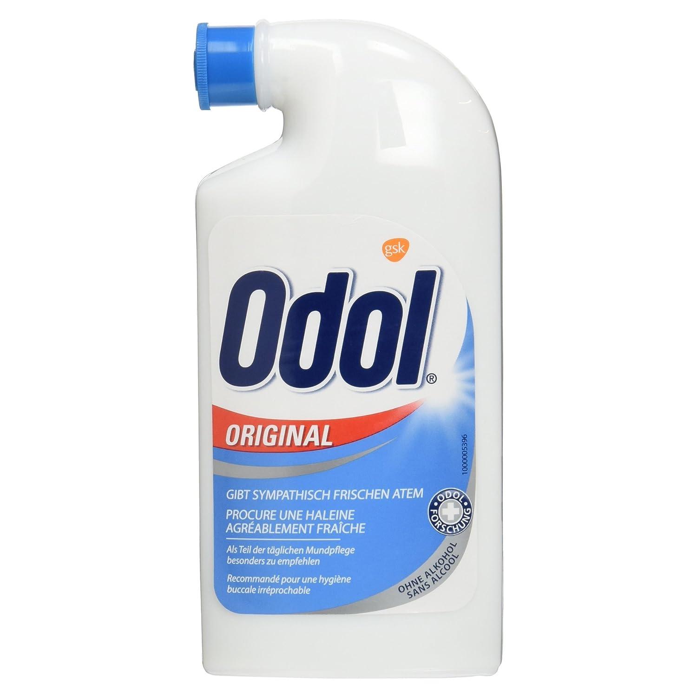 Amazon.com  Odol Original Mouthwash 125ml mouthwash by Odol  Health    Personal Care 21bb3dbd08