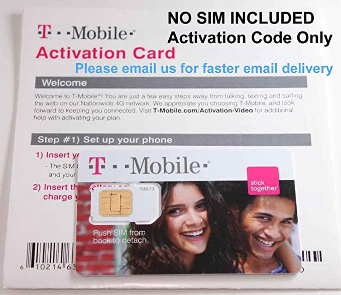 t mobile activation code generator
