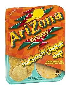 AriZona Combo Tray Nachos & Chips Combo Tray (Pack of 3)