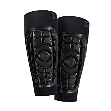 69fd83fde9 G-Form Youth Pro-S Compact Shin Guards for Football Shin Pads, Kickboxing