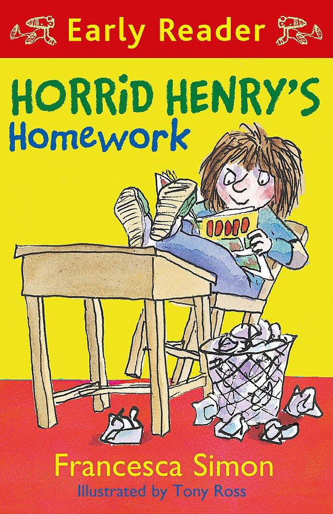 Horrid henry homework