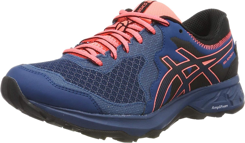 ASICS Gel-Sonoma 4 G-TX, Zapatillas de Running para Mujer: Amazon.es: Zapatos y complementos