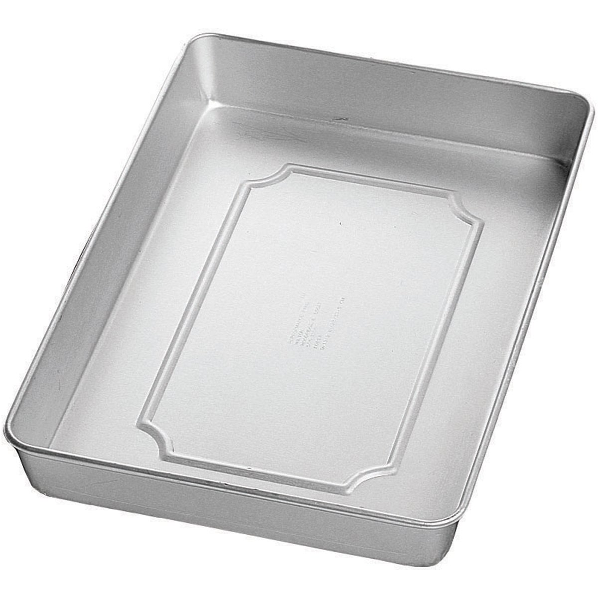 Wilton Performance Pans Aluminum Square Cake and Brownie Pan 12-Inch 2105-8213