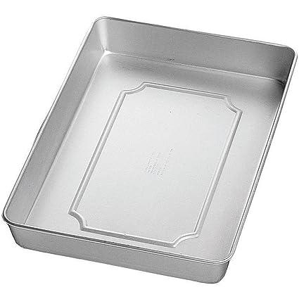 Amazon Wilton Performance Pans Aluminum Medium Sheet Cake Pan