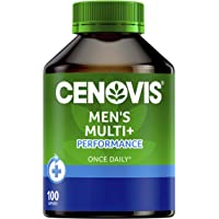 Cenovis Men's Multi + Performance - Multivitamin formulated for men - Supports physical stamina