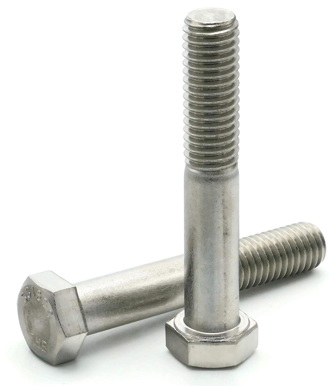 Quantity: 5 pcs 7//16-14 x 2/1//4 Socket Head Cap Screw 18-8/Stainless Steel Partially Threaded Coarse Thread