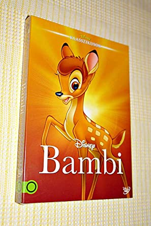 Amazon Com Bambi 1942 Disney Classics English And Hungarian Audio And Subtitles European Dvd Region 2 Pal Hardie Albright Stan Alexander Bobette Audrey Peter Behn Thelma Boardman James Algar Samuel Sam