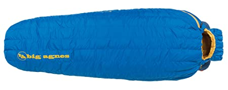 Big Agnes – Fish Hawk 30 Sleeping Bag with DownTek Fill