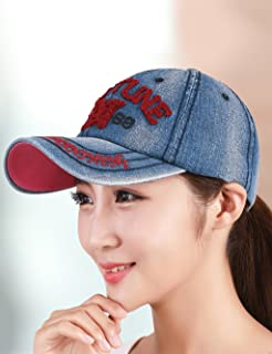 Outdoor Estate Autunno regolabile Baseball Cap coppia Cap del cappello del cowboy (5 colori facoltativi) ( colore : 5# )