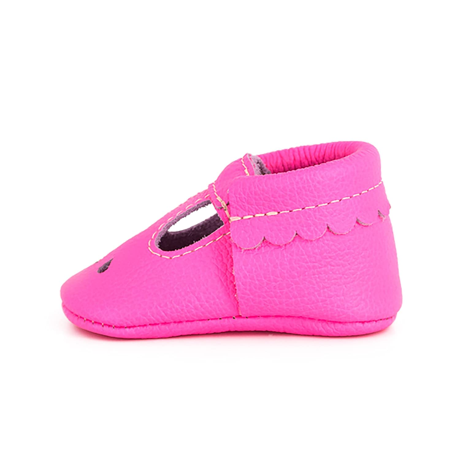 Freshly Picked Mary Jane Soft Sole Baby Moccasins