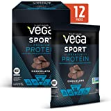 Vega Sport Premium Protein Powder, Chocolate, Plant Based Protein Powder for Post Workout - Certified Vegan, Vegetarian…