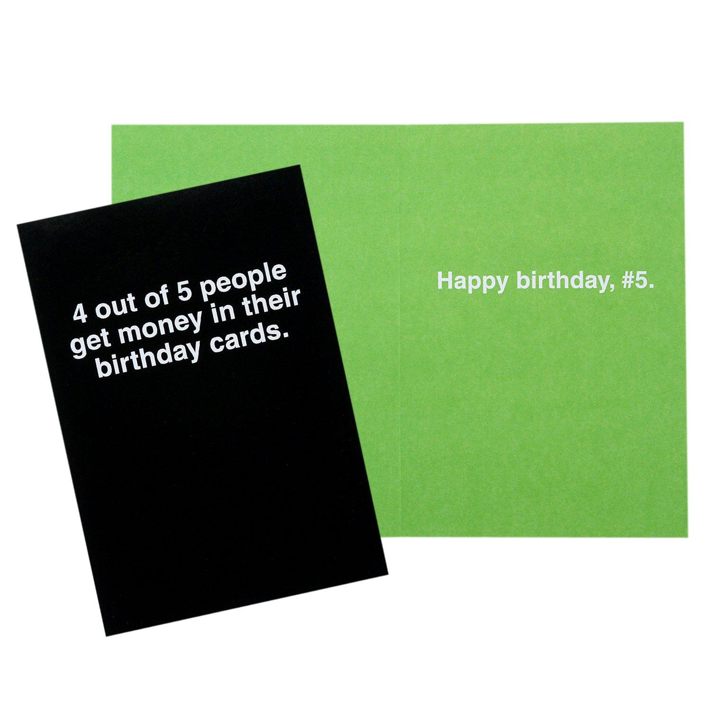 Hallmark Shoebox Funny Birthday Cards Assortment 10 With Envelopes