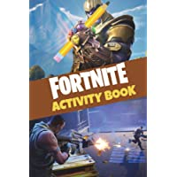 Fortnite Activity Book: Blast your way through hours upon hours of coloring pages, crosswords, and word searches!