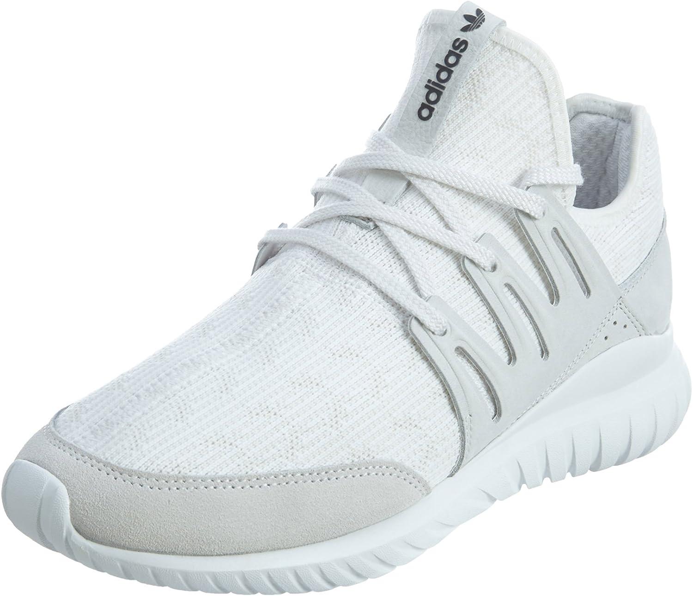 Extremo delincuencia Pensar  Amazon.com | adidas Tubular Radial Primeknit Men's Running Shoes | Shoes