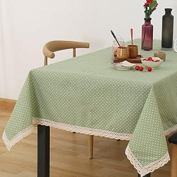 Moderne Tischdecken einfache moderne tischdecken ländlichen stil baumwolle leinen