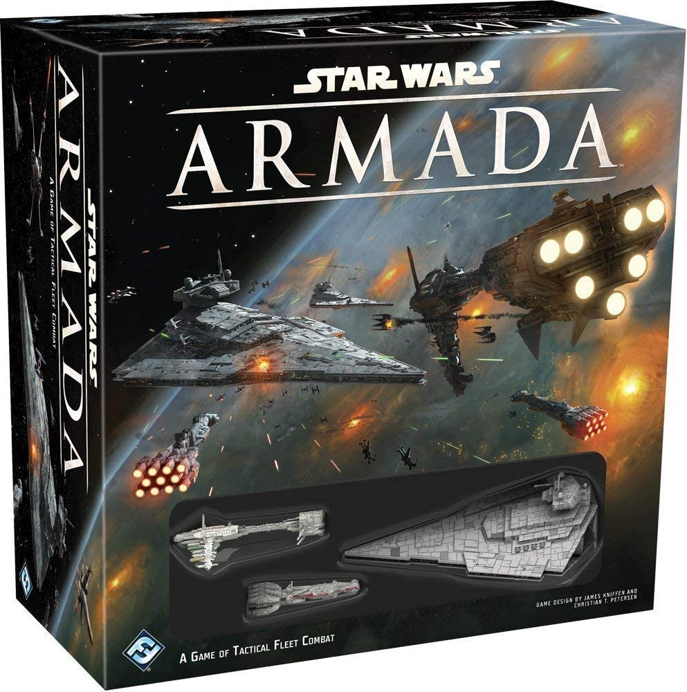 Star Wars: Armada Tabletop Miniatures Game: Amazon.es: Juguetes y juegos