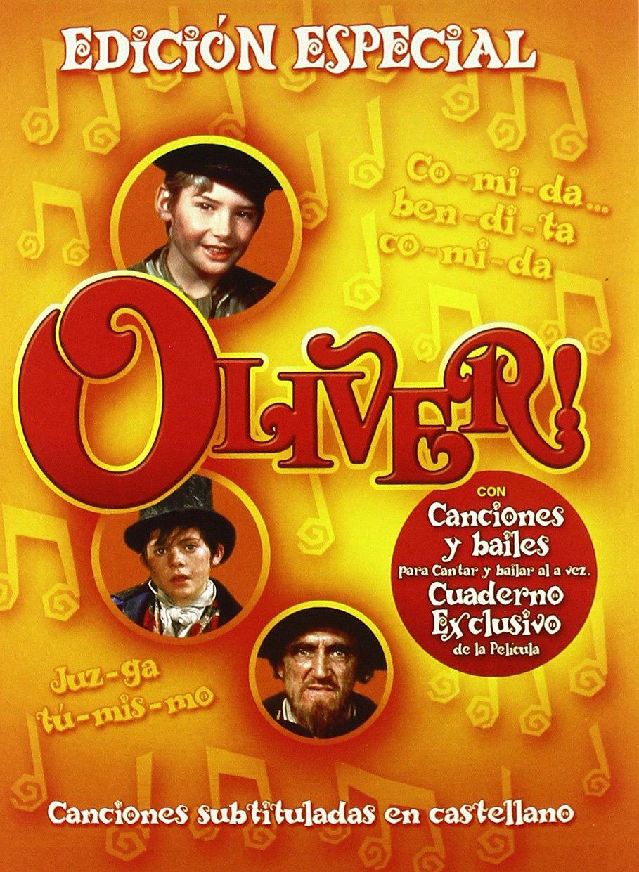 Oliver (Edición especial) [DVD]: Amazon.es: Ron Moody, Shani ...