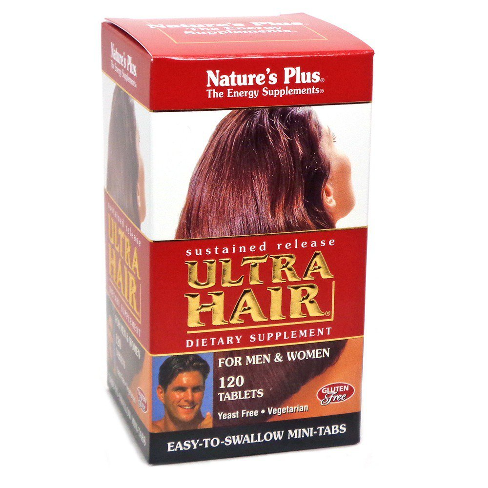 Ultra Hair Natures Plus
