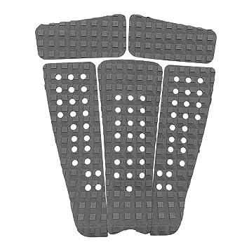 Perfeclan 1 Juego de Alfombras de Material EVA de Tabla de Surf Alfombrillas Antideslizantes Traction Pad