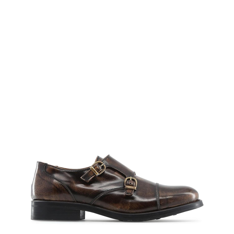 Made In Italia Shoes - Zapatos Monkstrap Mujer 41 EU|Marrón