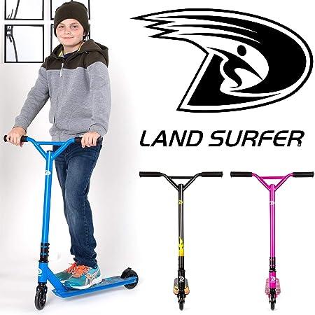Land Surfer® - Patinete de trucos y saltos