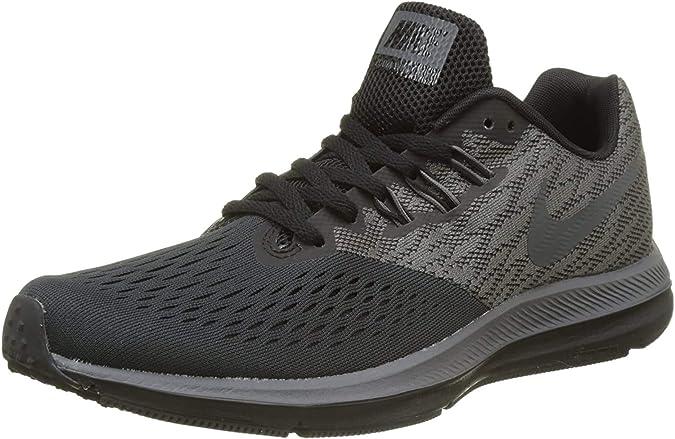 Nike Zoom Winflo 4, Zapatillas para Hombre, Multicolor (Anthracite ...