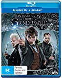 Fantastic Beasts: The Crimes Of Grindelwald (3D + Blu-ray)