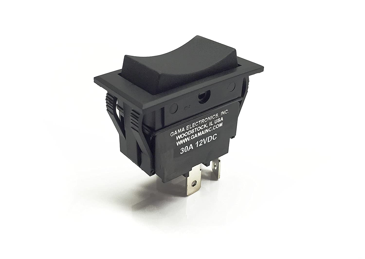 Amazon.com: GAMA Electronics Rocker Switch Polarity Reverse Motor Control  maintained: Automotive