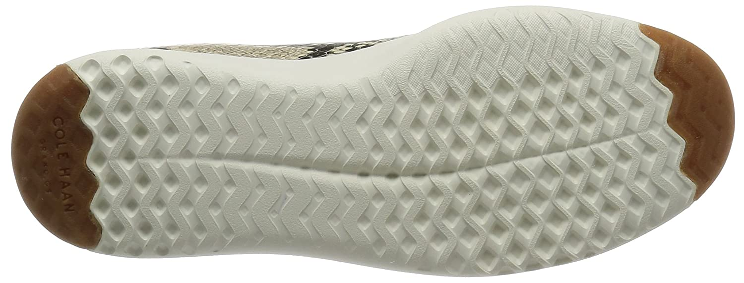 Cole Haan Women's Grand Sport Novelty Lace OX Fashion Sneaker B01DEL847M 10.5 B(M) US|Roccia Snake Print