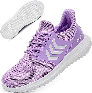 Memory Foam Running Shoes Slip On