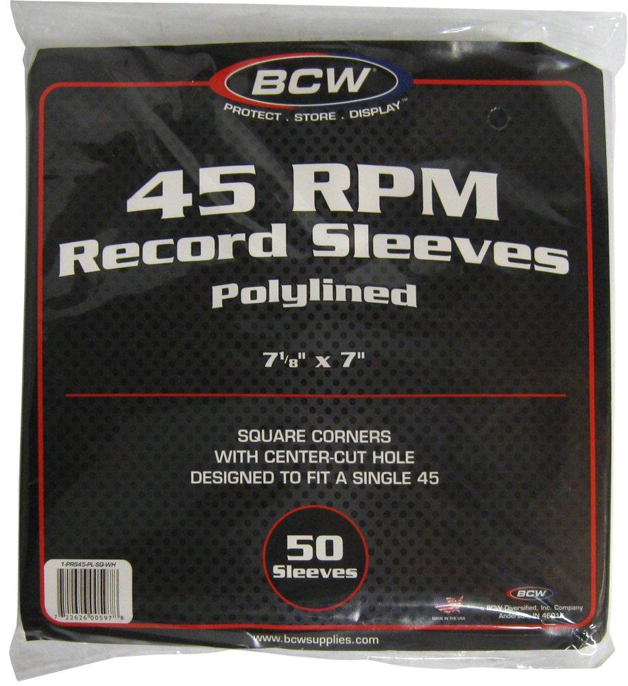 (50) BCW Brand 7