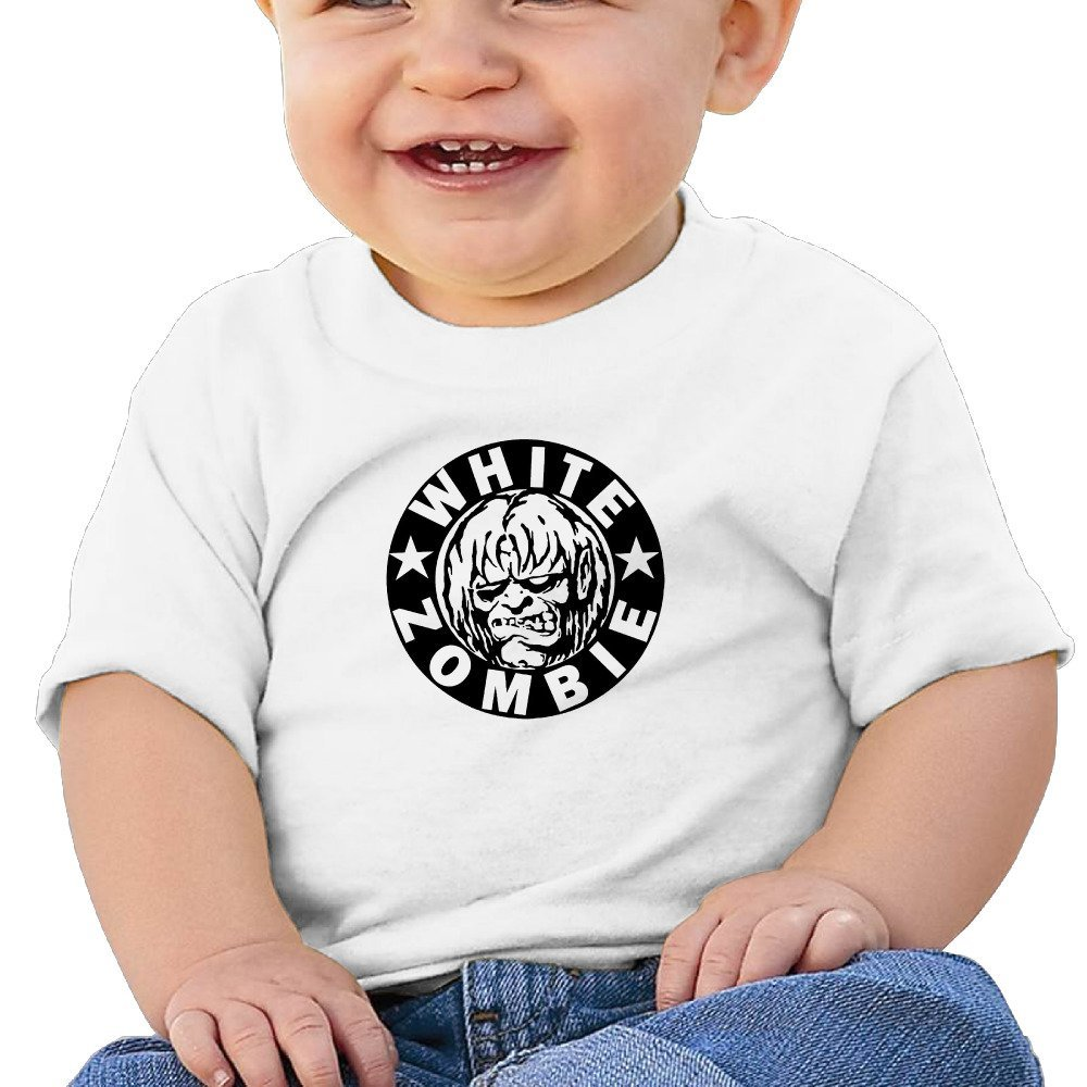 White Zombie Heavy Metal Band Print Baby Outfit 6310561036221 Amazon Com Books