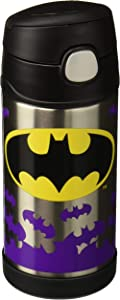 Thermos Funtainer 12 Ounce Bottle, DC Comics Batgirl