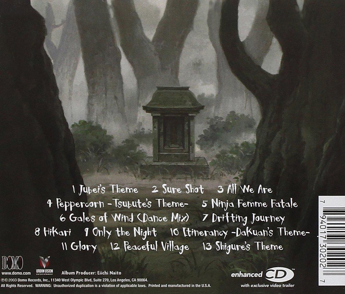 Ninja Scroll: Various Artists: Amazon.es: Música