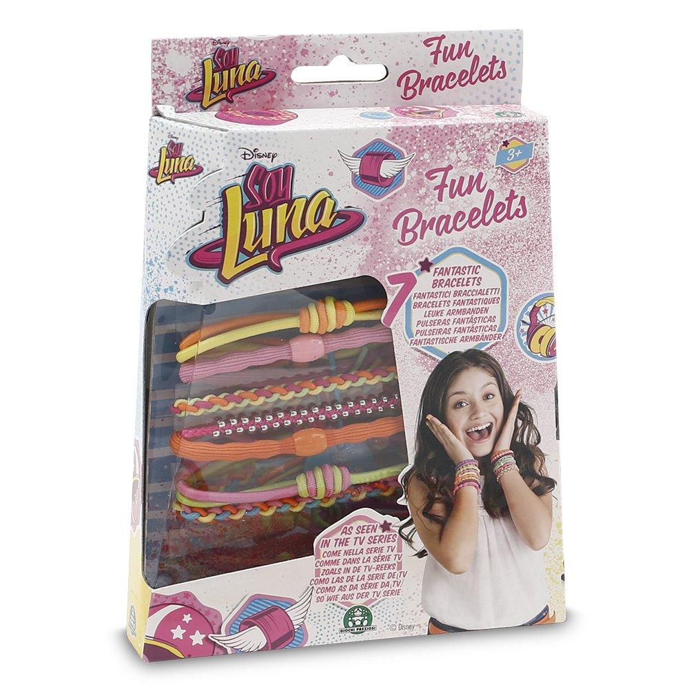 SOY LUNA 70032701 - Bracelet Spielzeug Giochi Preziosi